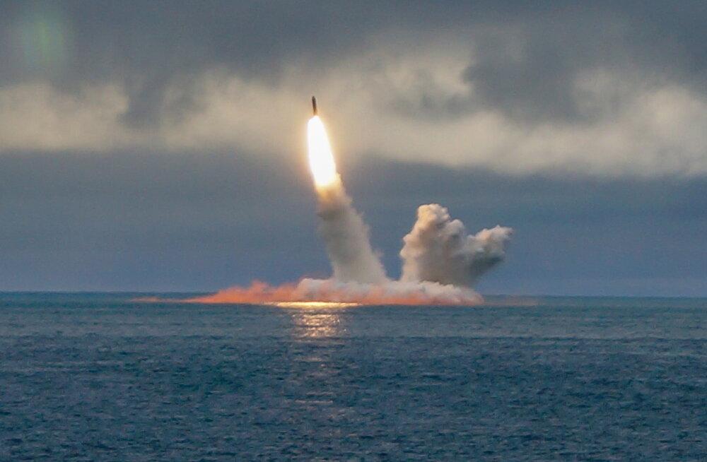 USA ja Venemaa peavad täna Helsingis läbirääkimisi tuumarelvade piiramise üle