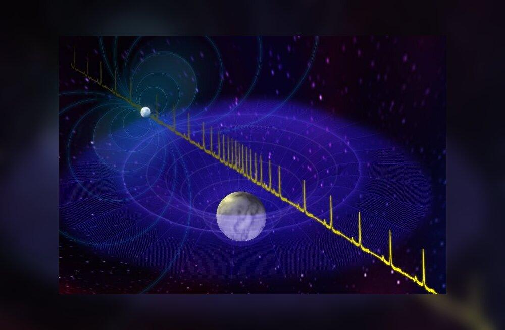 Astronoomid tuvastasid rekordmassiga neutrontähe