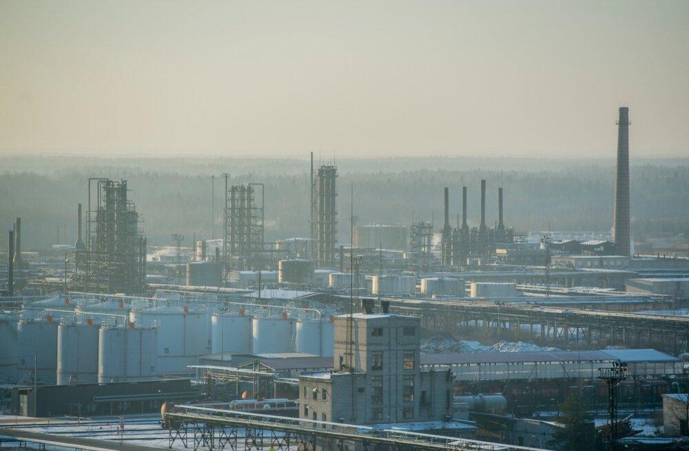 VKG tehased Kohtla-Järvel