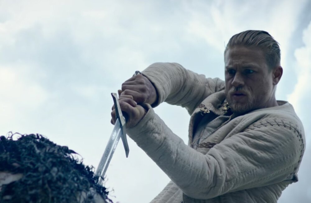 "TREILER: Guy Ritchie ""King Arthur: Legend of the Sword"" on värske nägemus klassikalisest legendist"