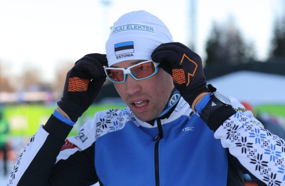 Algo Kärp kogus eestlastest viimasena MK-punkte 2014. aastal.