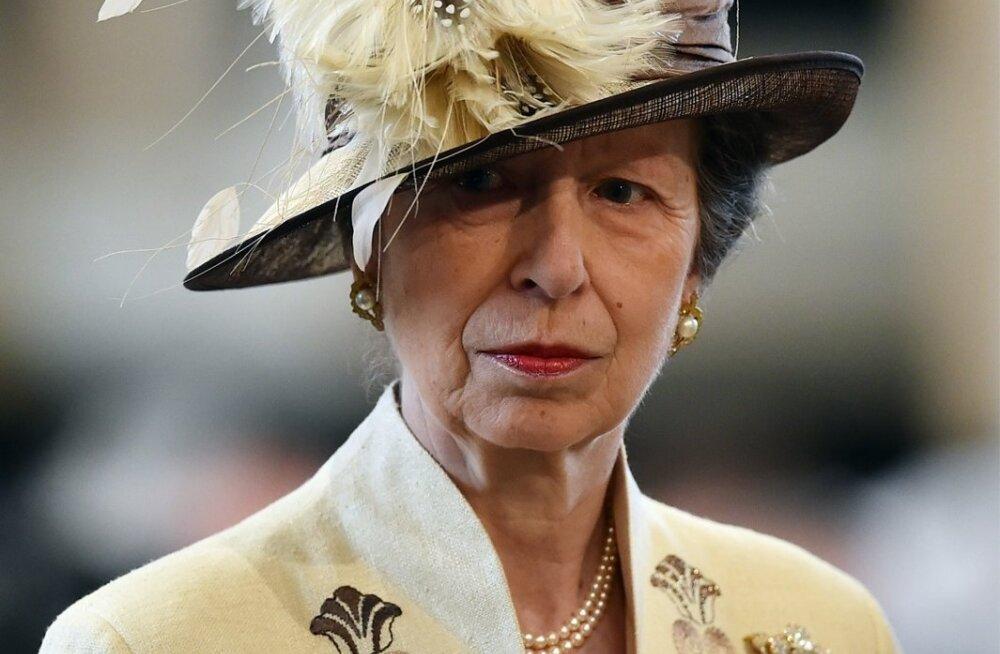 Mai lõpus külastab Eestit printsess Anne.