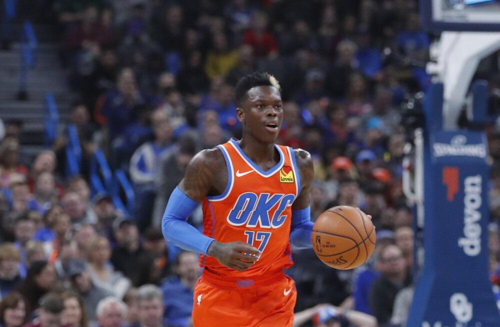 VIDEO | Kohtumine läks tuliseks: NBA tähed said kopsakad rahatrahvid