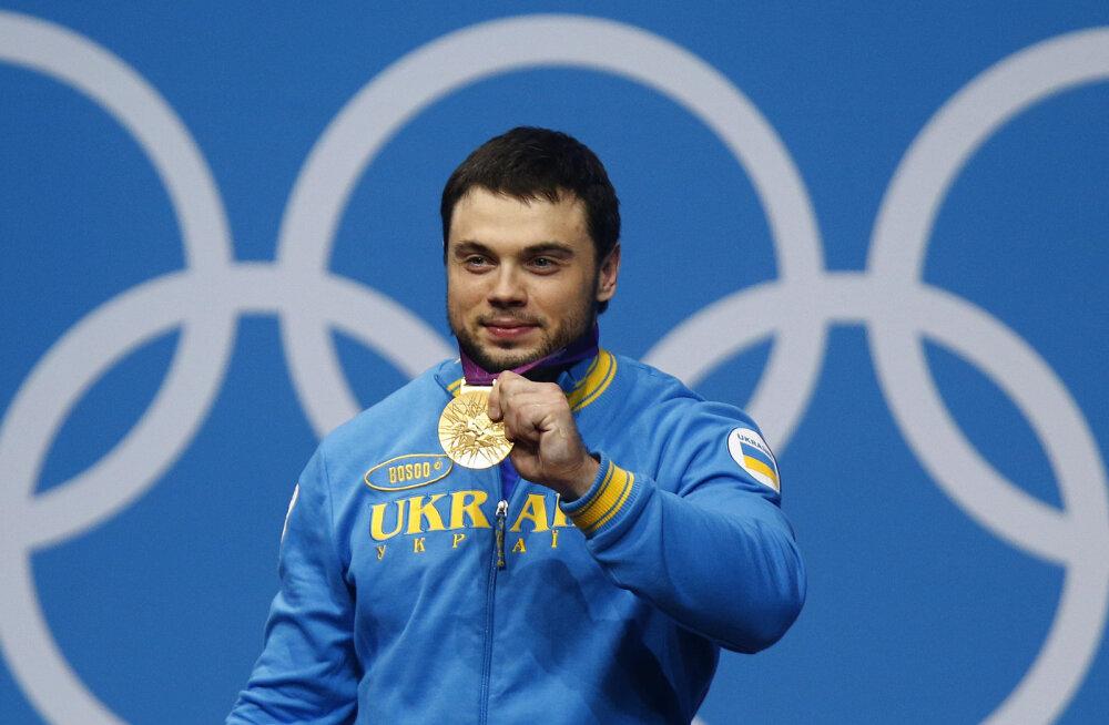 Juba viienda Londonis kulla võitnud tõstja dopinguproov osutus järeltestis positiivseks