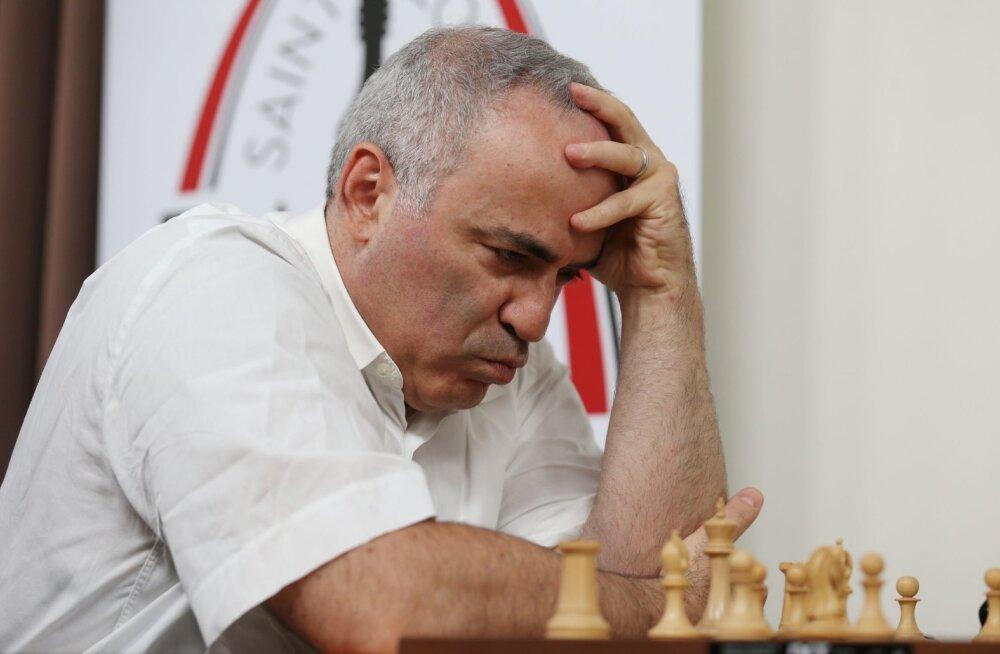 CHESS-US-KASPAROV-KARJAKIN