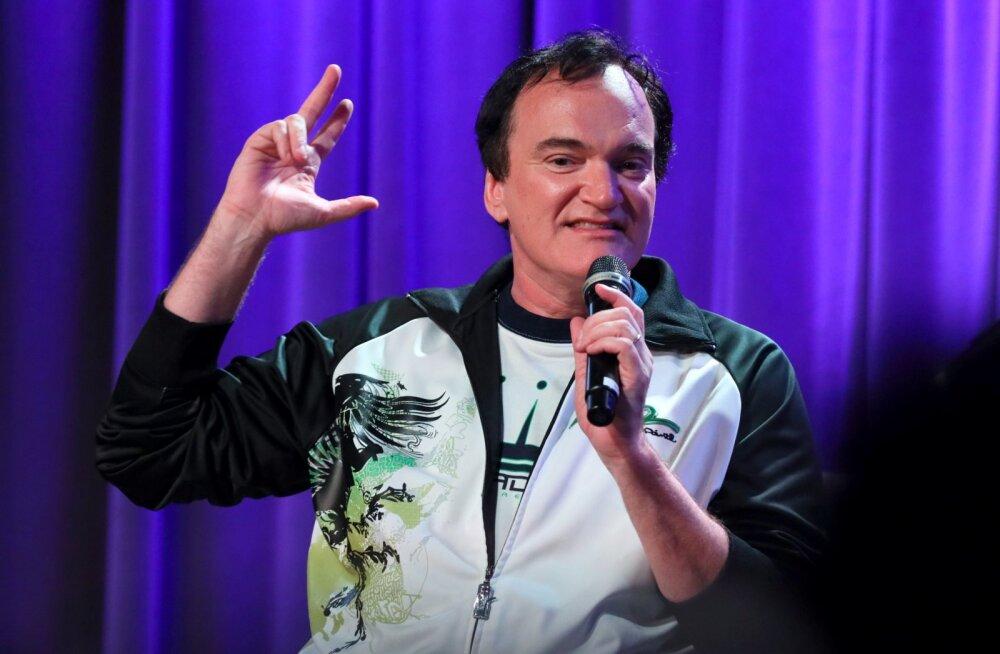 Režissöör Quentin Tarantino pole nõus hiinlaste jaoks filmi ilustama
