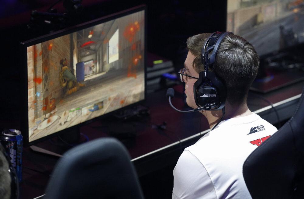 E-spordi varjatud pale: suur osa elukutselistest videomänguritest on narkomaanid