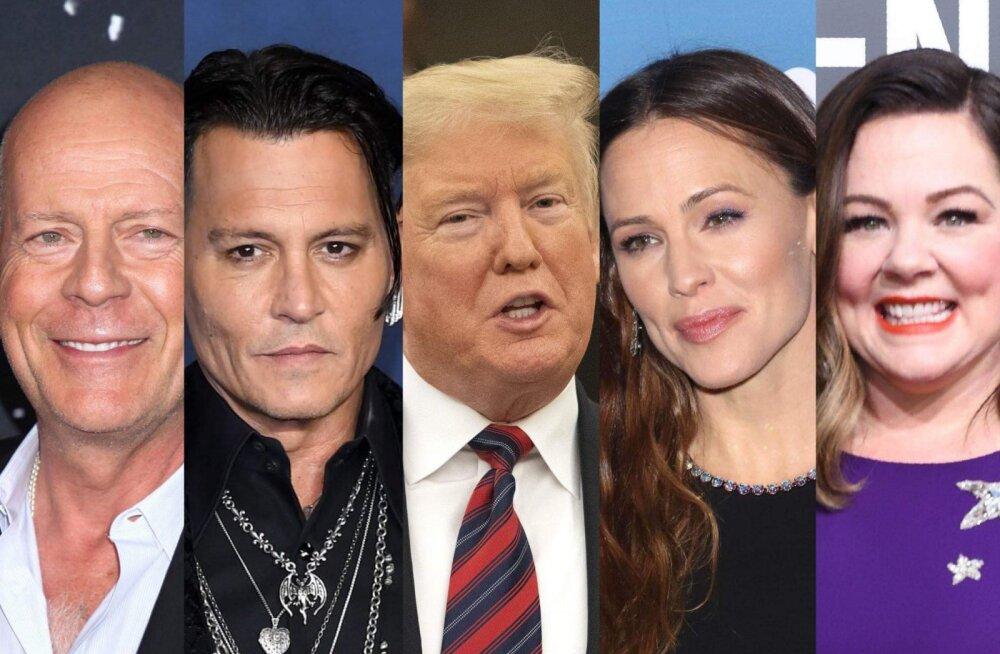 Anti-Oscarite ehk Kuldvaarikate nominendid teada! Need näitlejad pandi tänavu häbiposti