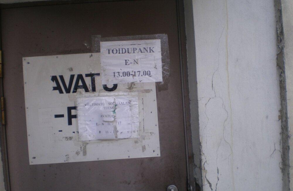 Lugeja: Poliitikud ei pea Toidupangale annetamist vajalikuks