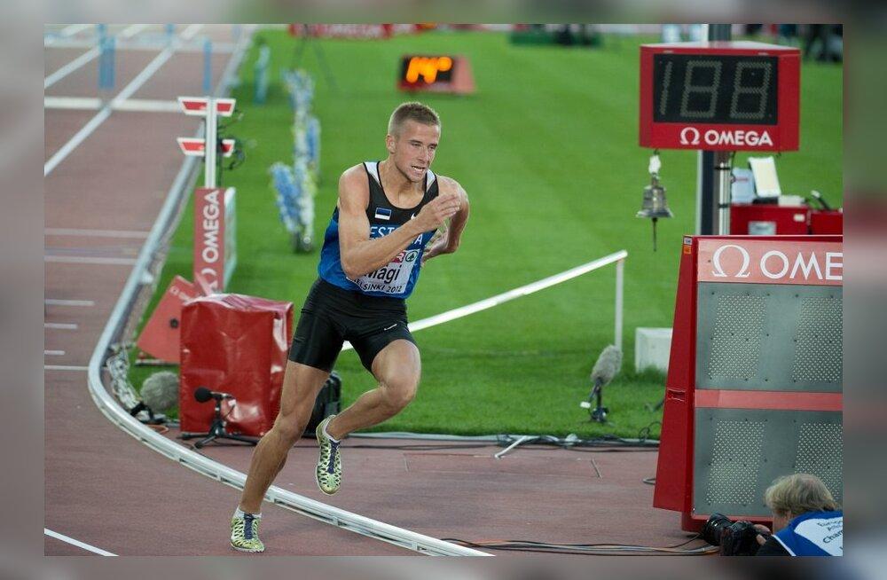 FOTOD: Imeline! Rasmus Mägi võitis 400 meetri tõkkejooksus viienda koha