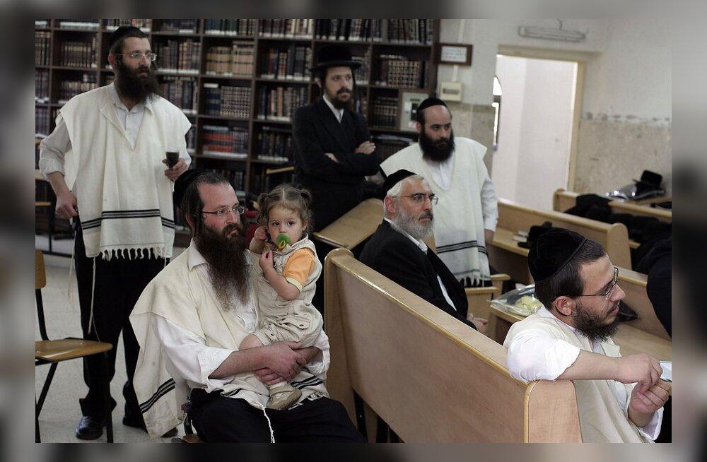 Aškenazi juudid osutuvad emaliini pidi põlisteks eurooplasteks