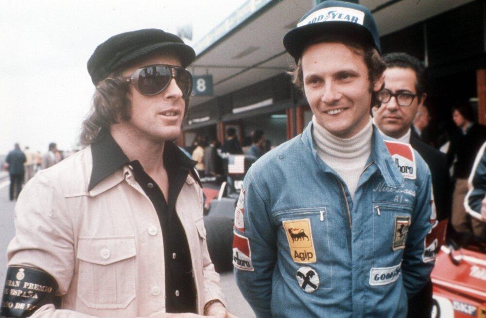 """Niki Lauda postitas kaks nädalat enne surma humoorika pildi: """"Mõtlen tagasituleku peale"""""""