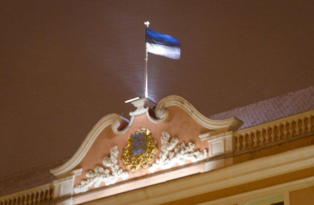 Ööistung riigikogus