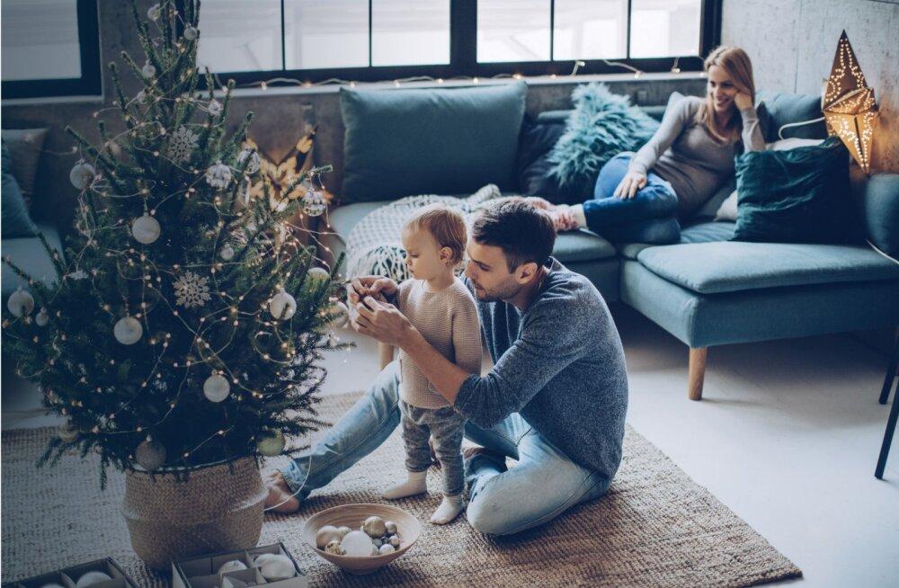 Eestlaste võrdlus teiste rahvastega: mille peale jõuluajal enim kulutatakse, kuhu reisitakse, milliseid uusaastalubadusi antakse?