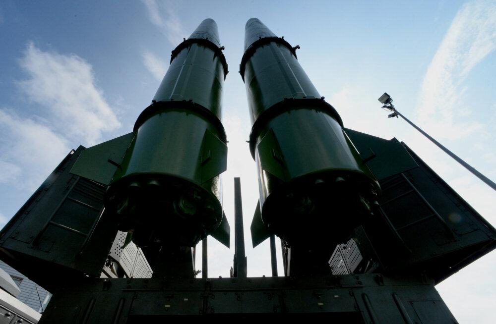 ERR: Venemaa viib Kaliningradi raketid Iskander, mille ulatus on Lõuna-Poolast Kesk-Soomeni