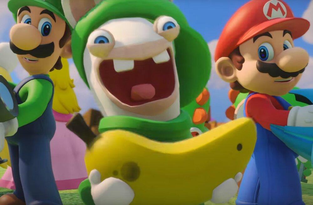 VÄRSKE VIDEOMÄNGUNÄDAL | Vana hea Super Mario naaseb homme uue seiklusega ekraanile