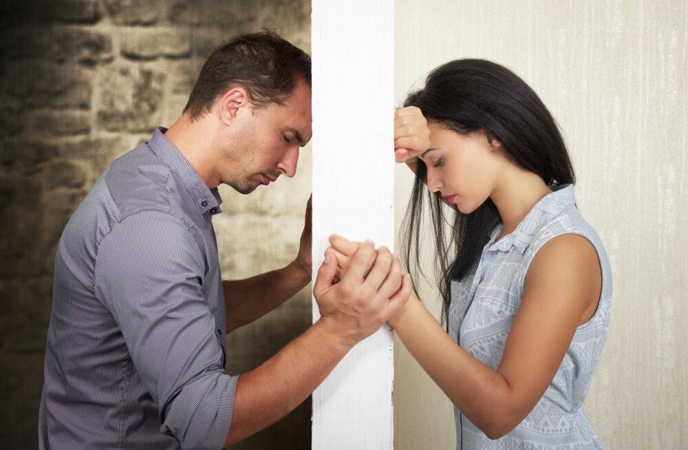 Kuidas taastada suhtes usaldus, kui üks või mõlemad osapooled on seda murdnud?