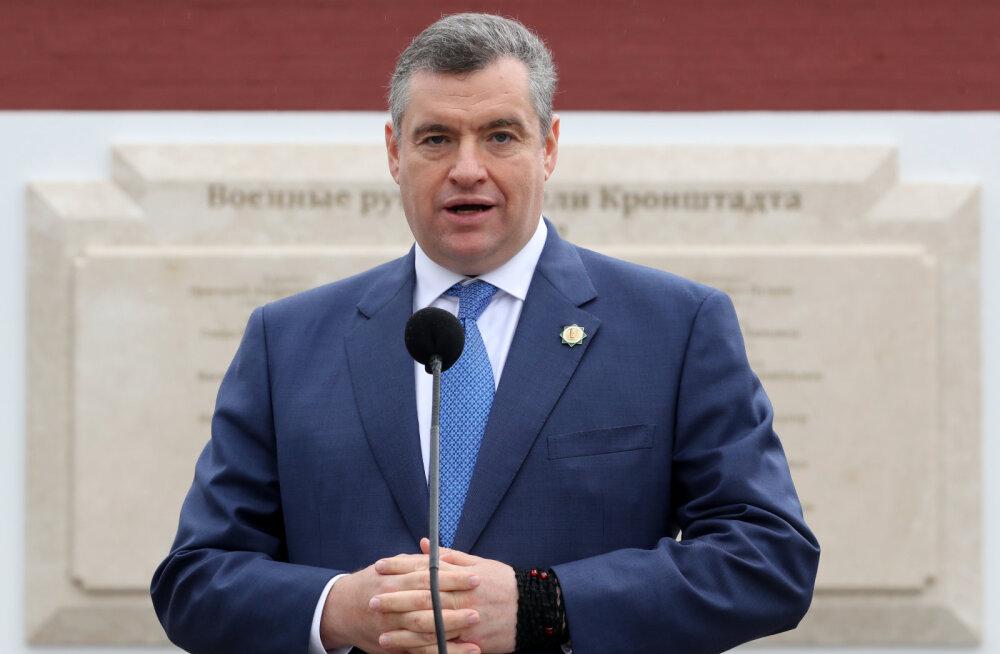 Депутат Госдумы РФ: заявления спикера парламента Эстонии усиливают напряженность в отношениях с Россией
