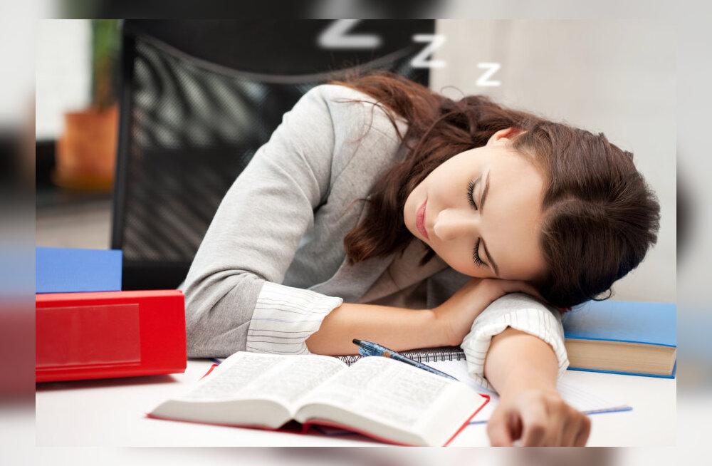 Oled pidevalt väsinud? Uuri järgi, mis on sinu kurnatuse põhjus!