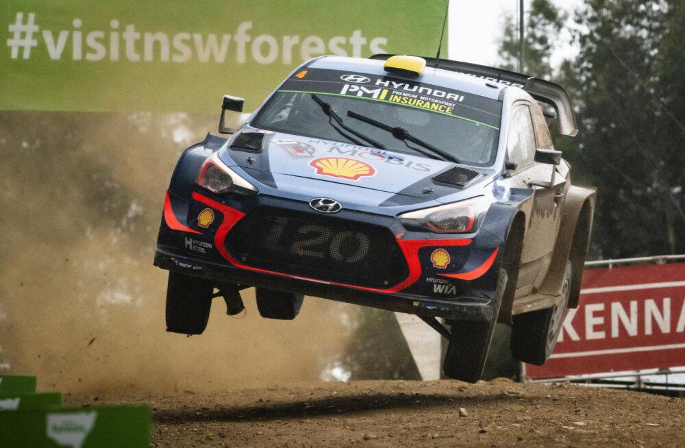 Tänaku konkurent: tean, et kui teen ühe sellise aasta veel, võib minuga WRC-sarjas kööga olla