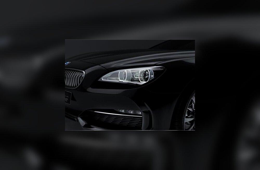 Proovisõit: BMW Gran Coupe - lõpuballi kuninganna