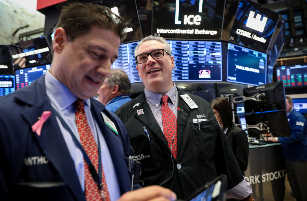 Börs: investorid USA valimistulemuste ootuses, turgudel tõus