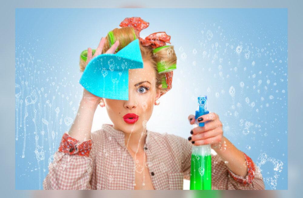 10 tõhusat nippi kodu koristamiseks ja segaduse vältimiseks