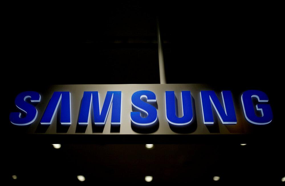 Samsung viskab silma ülevõtmisvõimalustele