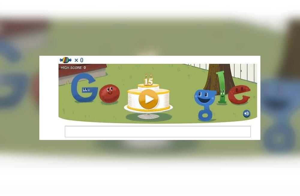 Google sai täna 15! Kust on pärit Google'i nimi?