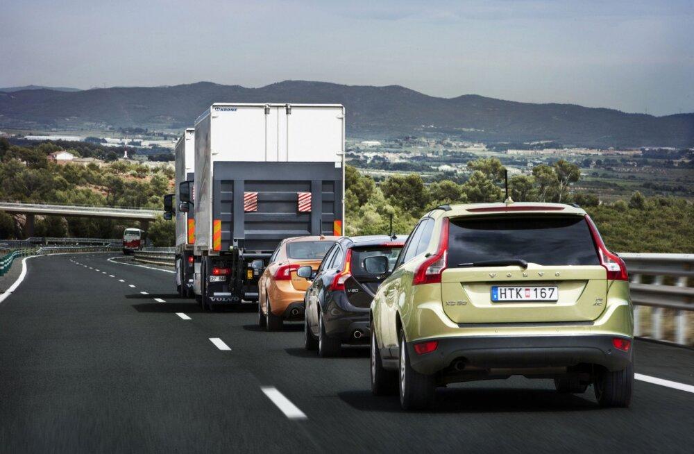 Suur eksperiment alaku: kuidas Volvo sada isejuhtivat autot liiklusesse toob