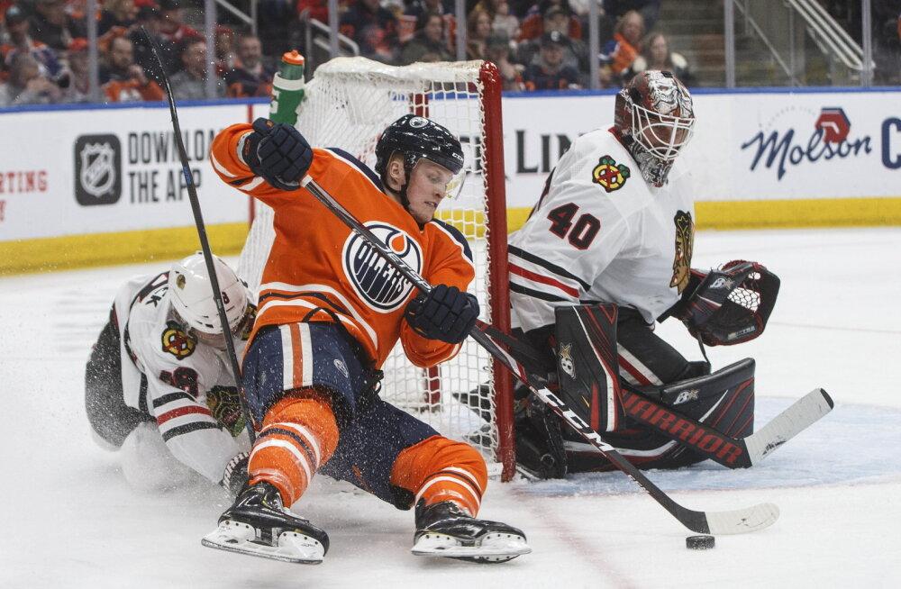 25-aastast NHL-i mängijat tabas ajuverejooks, kanadalane on kunstlikus koomas