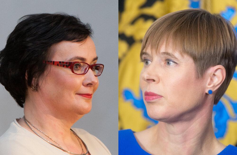 ÜLEVAADE | Kes on siseministriks saav Katri Raik ja mis ühendab teda presidendiga?