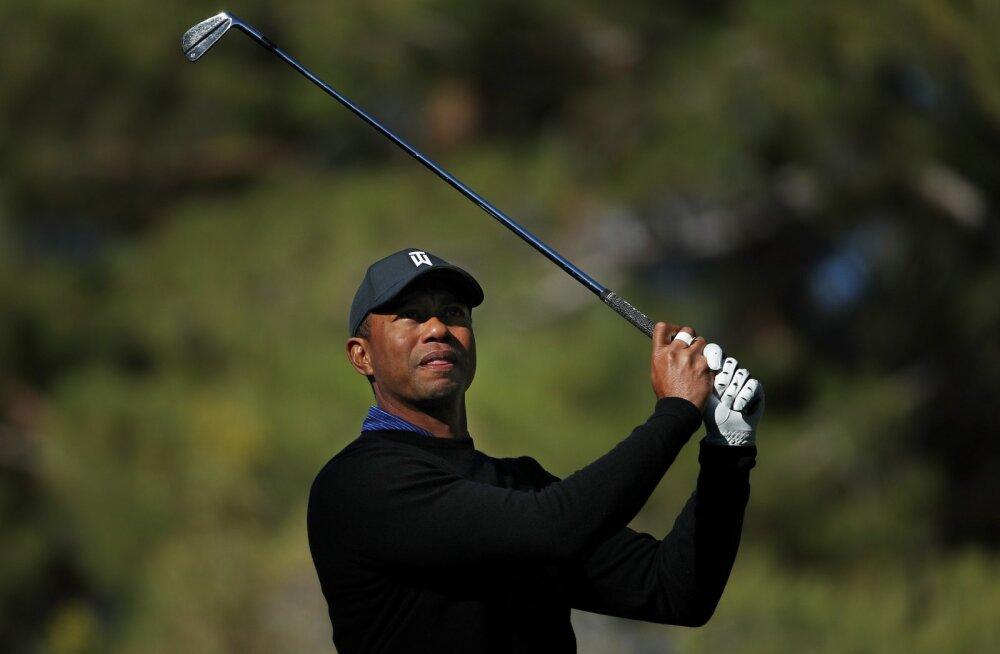 VAATA TREILERIT! ESPN tegi Tiger Woodsi tagasitulekust filmi
