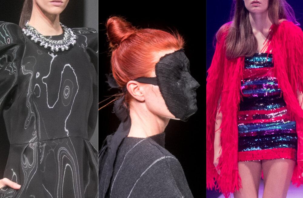 Delfi на Таллиннской неделе моды 2018: героини драмы Кирилла Сафонова и блистательные дивы Iris Janvier