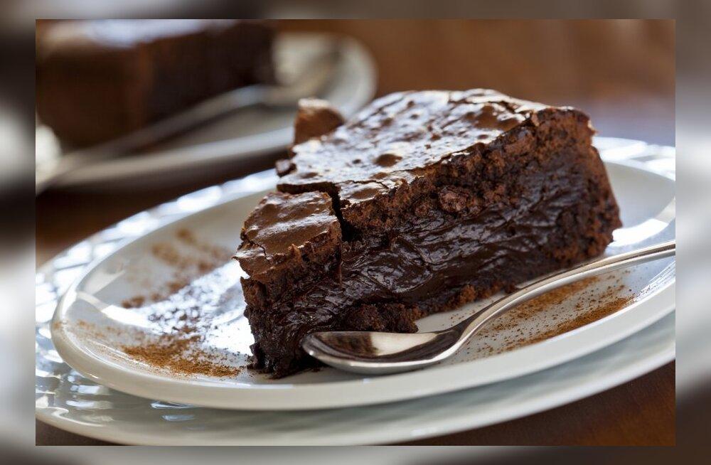 Retsept: tervislik ja kalorivaene banaani-šokolaadikook