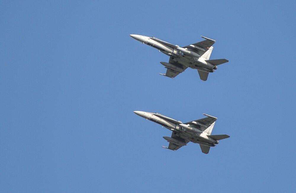 Lennuväe ühisõppus