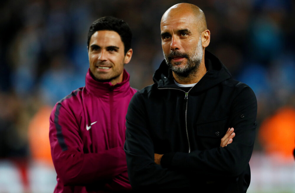 Pep Guardiola avaldas, keda ta näeb Manchester Citys enda järglasena