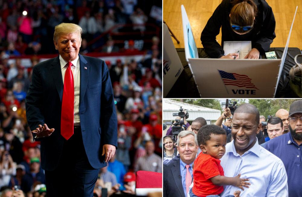 OTSEBLOGI | Trumpil on põhjust muretseda: demokraadid võtsid kontrolli esindajatekojas, senatis saatis edu vabariiklasi
