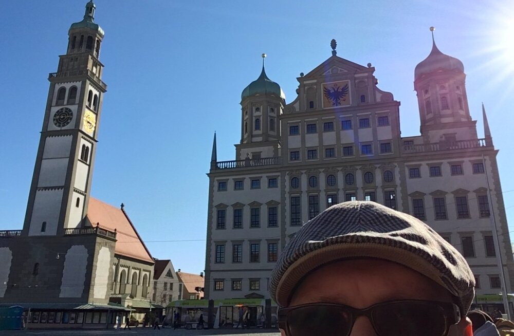 Eesti vahetustudeng Augsburgis: meie virelevad teadlased võiks Saksamaa poole vaadata!