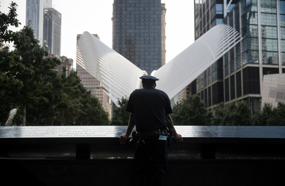 US-16TH-ANNUAL-COMMEMORATION-CEREMONY-HELD-AT-WTC-SITE-FOR-9/11-