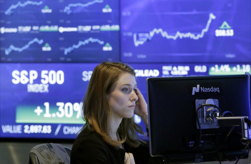 Aasta lõpp oli USA ettevõtete jaoks tugev, aga see ei üllatanud