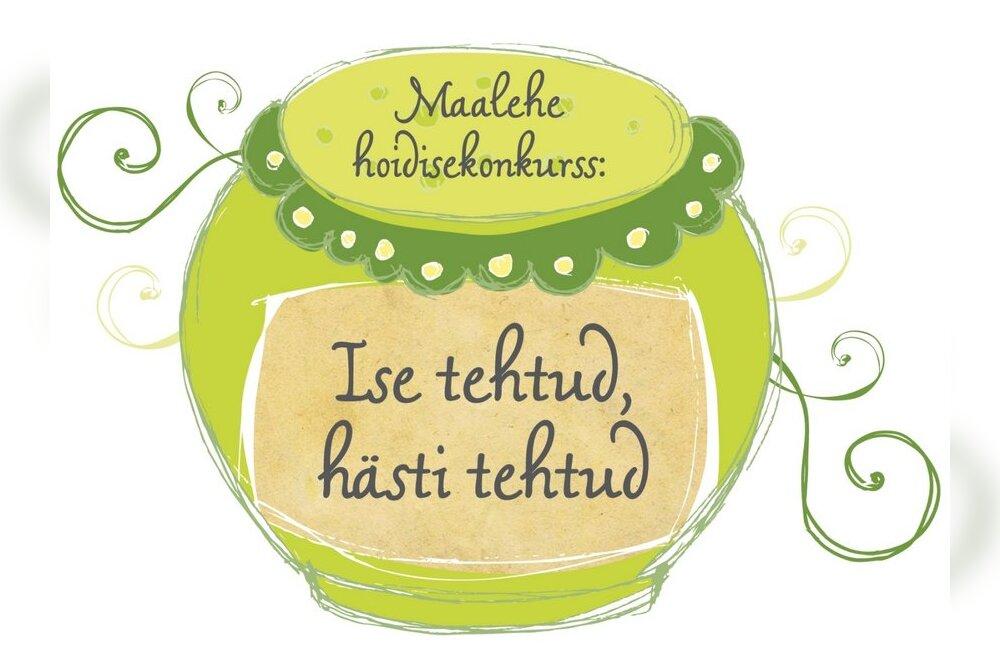 """Maalehe hoidistekonkurss 2011: """"ISE TEHTUD, HÄSTI TEHTUD"""""""