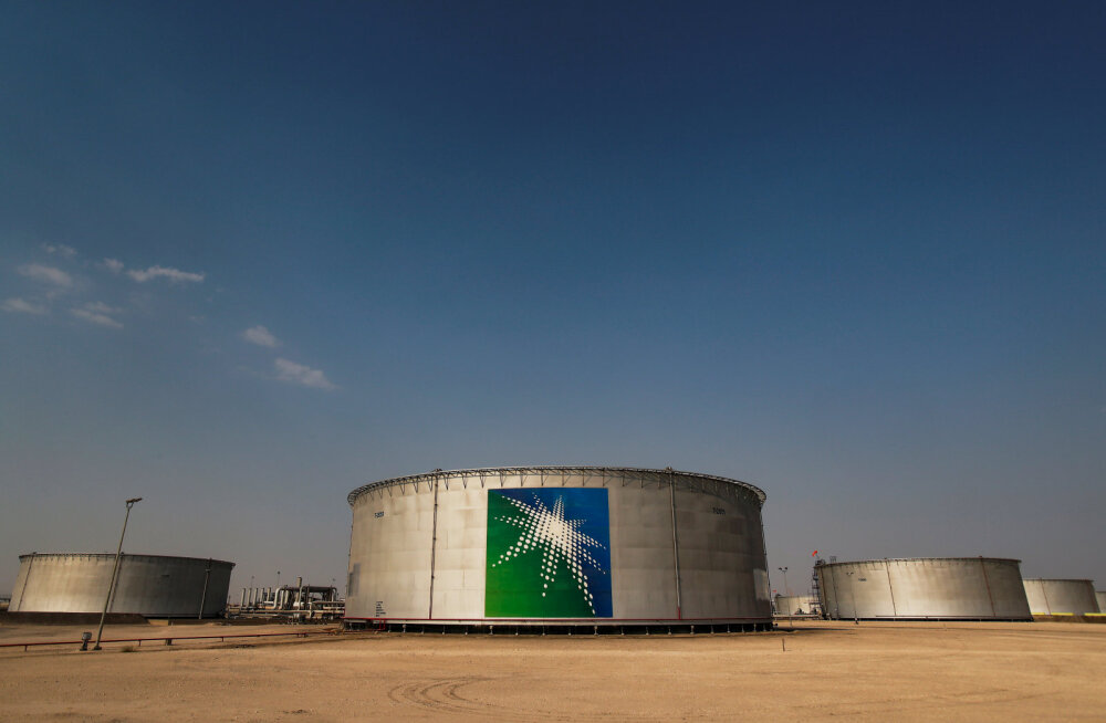 Saudi Araabia hinnakärped kukutasid naftat