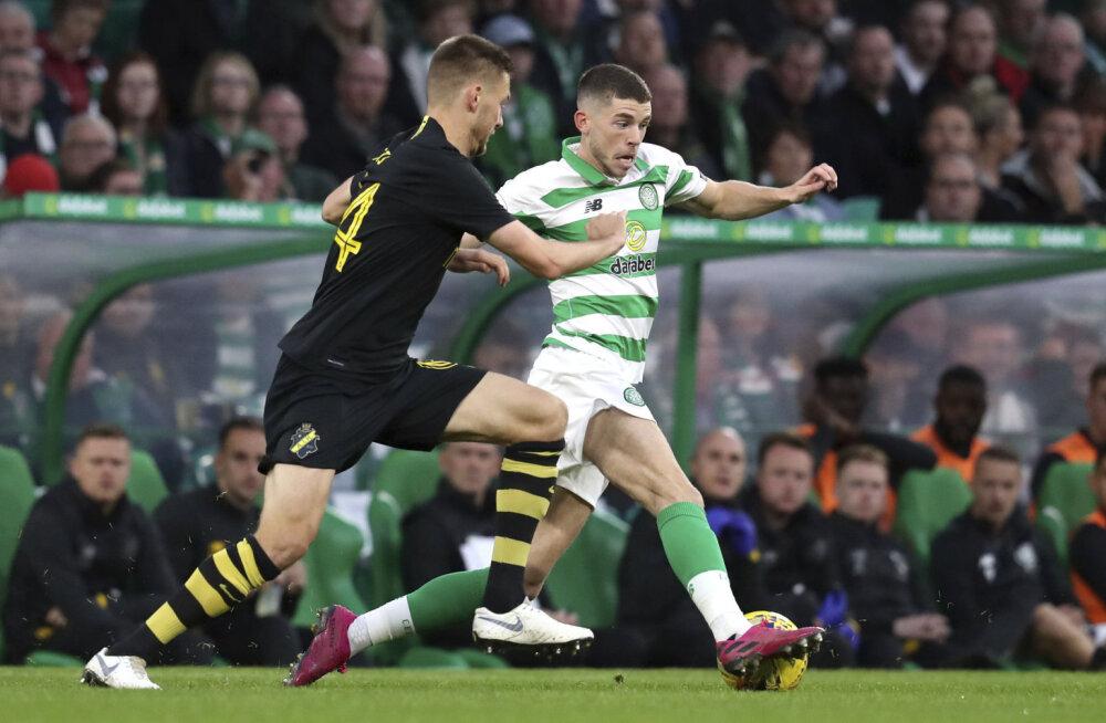 Karol Mets ja AIK jäid Celticuga hätta, kuid edasipääsulootus on alles
