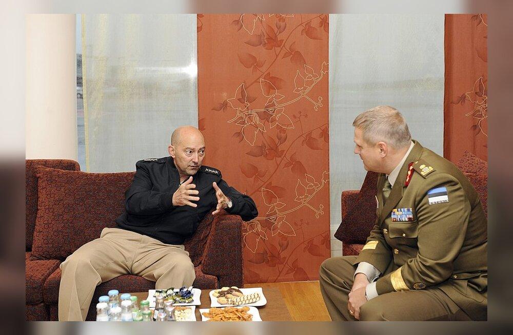 NATO Euroopa vägede ülemjuhataja: NATOl on tegevusvariandid Eesti kaitseks olemas