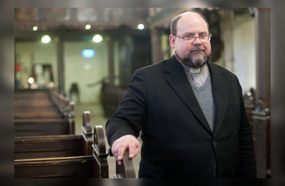 Vaimulik Gustav Piir: kaastunne ja südametunnistus pole meie maalt täitsa kadunud