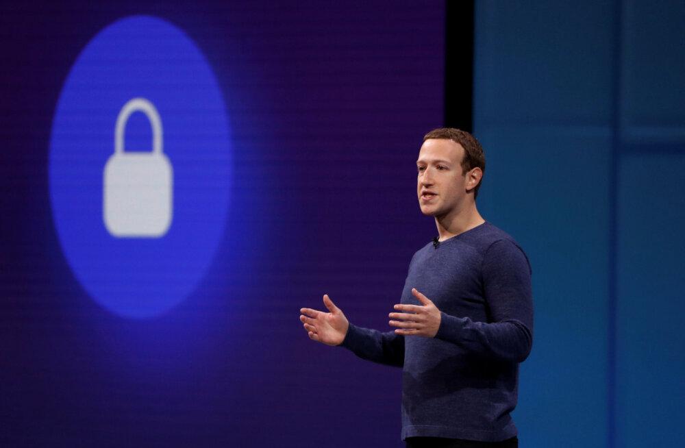Facebooki võib suure andmelekke eest oodata kopsakas trahv