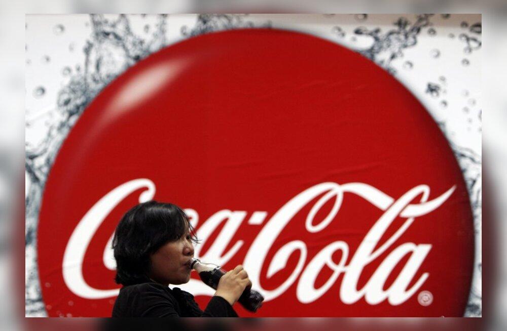 Coca-Cola retsept jõudis esmakordselt avalikkuse ette