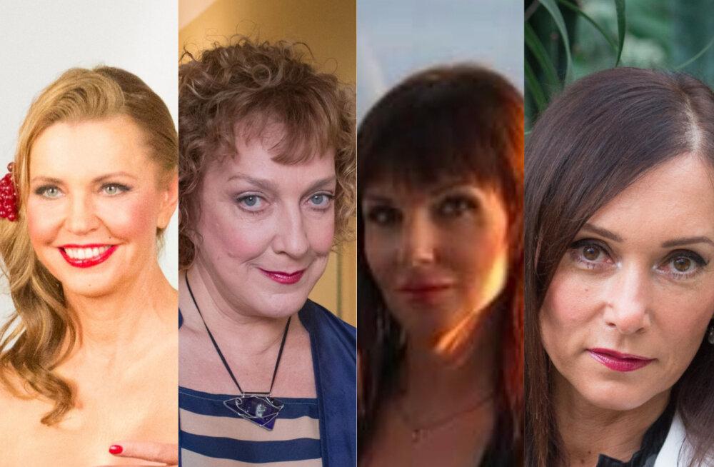 TOP 10 | Pühad püssid! Need üle 50 aastased Eesti naised väärivad oma aegumatu ilu ja elujõu eest marulist aplausi