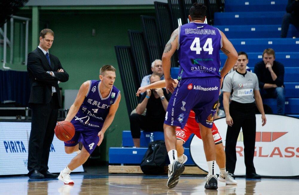 Korvpall Tallinna Kalev vs Avis Utilitas Rapla